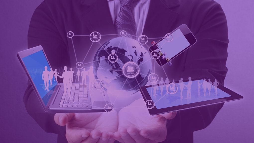 Dijital dünya ile iletişiminizi kuruyoruz!